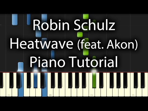 Heatwave Guitar Chords - Akon - Khmer Chords