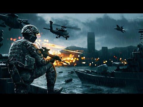 Battlefield 4 gameplay pc shanghai mission HD !!!