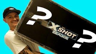 ZURU XSHOT Mystery Box Unboxing!