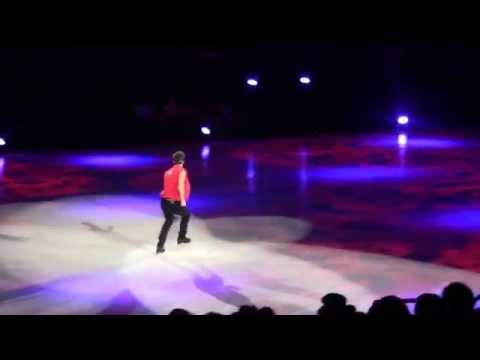 Ryan Bradley - Stars on Ice 2014, Orlando FL