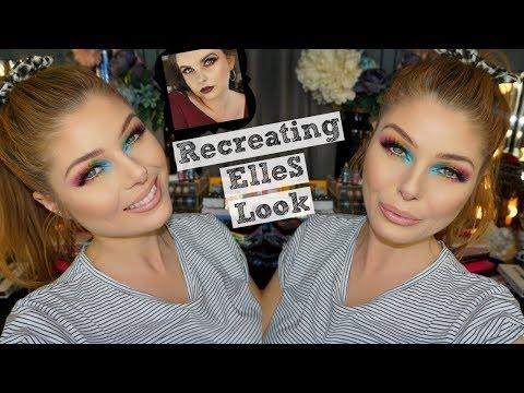 Collab - I'm Recreating ElleS Look 🌈