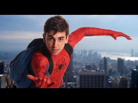 Spider-Man: Balance Act (Fan Film)