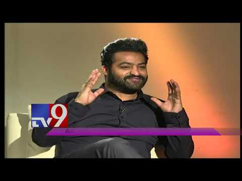 Jr NTR's frank talk with TV9