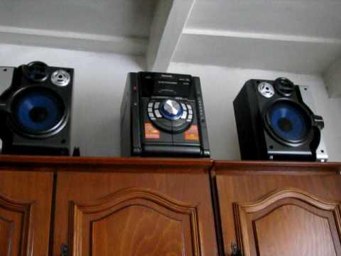 Panasonic Sc-ak330 Black 1