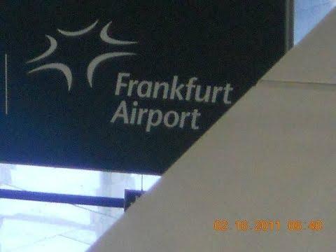 Frankfurt Germany/ Reporting To Duty Station