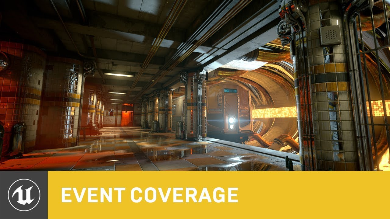 Real-Time Ray Tracing Has Come to Unreal Engine with the