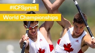 REPLAY: Day 3 Finals | 2015 ICF Jr & U23 Canoe Sprint World Championships | Portugal