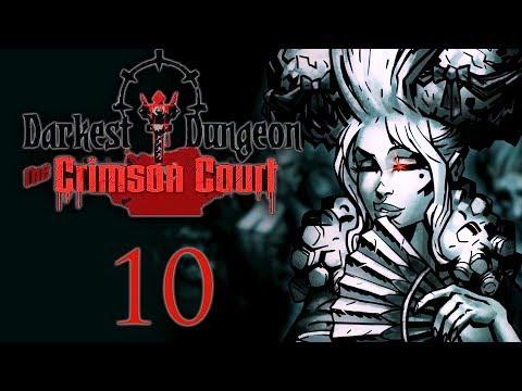 Darkest Dungeon - Crimson Court DLC:10 - Kill The Viscount: Part 1 - Blue Key, Blue Door