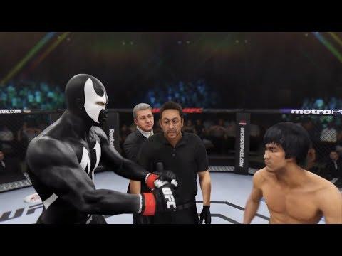 Spawn vs. Bruce Lee (EA sports UFC 3)