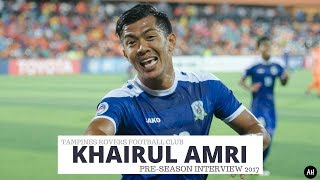 Baixar Khairul Amri (Tampines Rovers FC Pre-Season Interview 2017)