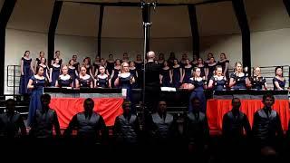 Peace Peace - CCHS choirs 2015-12-08