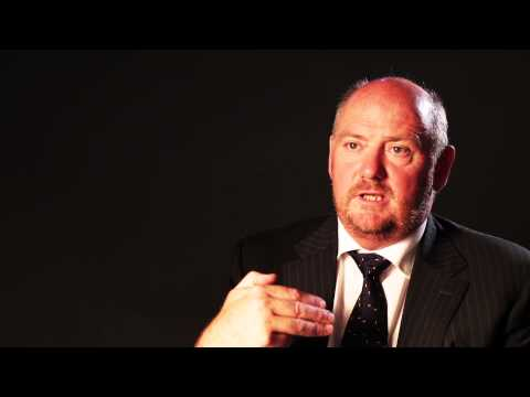 Richard Cousins, CEO, Compass Group - Leader of the Year finalist 2013