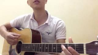 Bai thi level 2 guitar đệm hát - Làng tôi & Quốc ca