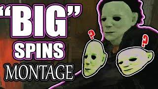 Big Spins - Dead by Daylight Juke Montage #14