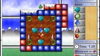 Old Windows game - UZ 3.0 (1998)