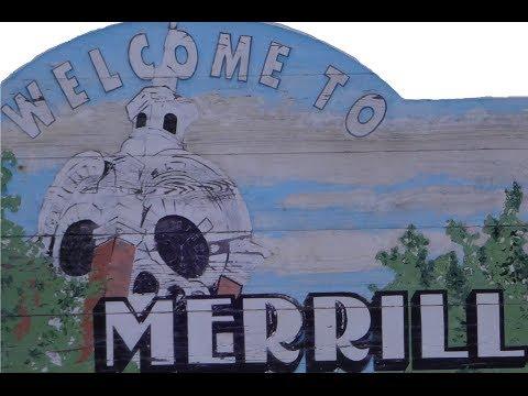 Merrill Wisconsin Ride, Lincoln County (February 14th  2014)