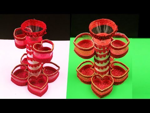 DIY Plastic Bottle Craft Idea 2018 - Best Out of Waste Plastic Bottle Craft - Easy Craft Ideas