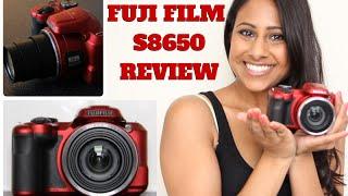 Video Best Bridge camera under £100? | FujiFilm Finepix s8650 REVIEW & DEMO | Veena V download MP3, 3GP, MP4, WEBM, AVI, FLV Juli 2018