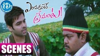 Endukante Premanta Movie  Ram Suman Setty Superb Comedy Scene