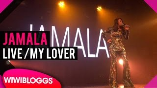 """Live: Jamala """"My Lover"""" @ G-A-Y, London 