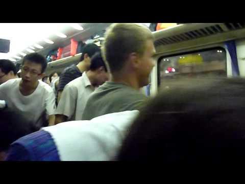Viaje en tren Beijing - Xi'an