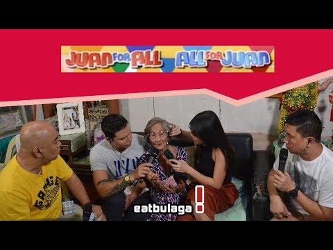 Juan For All, All For Juan Sugod Bahay | February 8, 2018