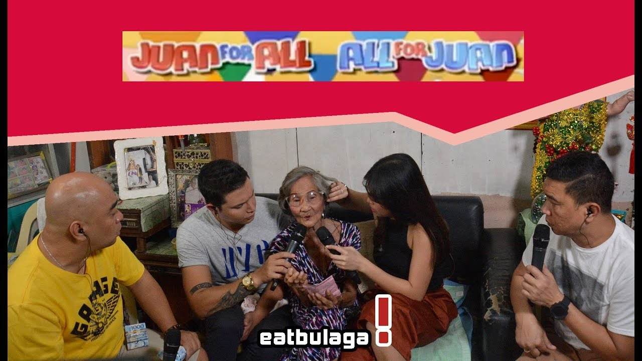 Juan For All, All For Juan Sugod Bahay | February 8, 2018