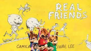 Baixar Camila Cabello - Real Friends (feat. Swae Lee) (The Chipmunks Version)