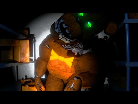 THE SECRET ANIMATRONIC IN THE BASEMENT REVEALED    | FNAF