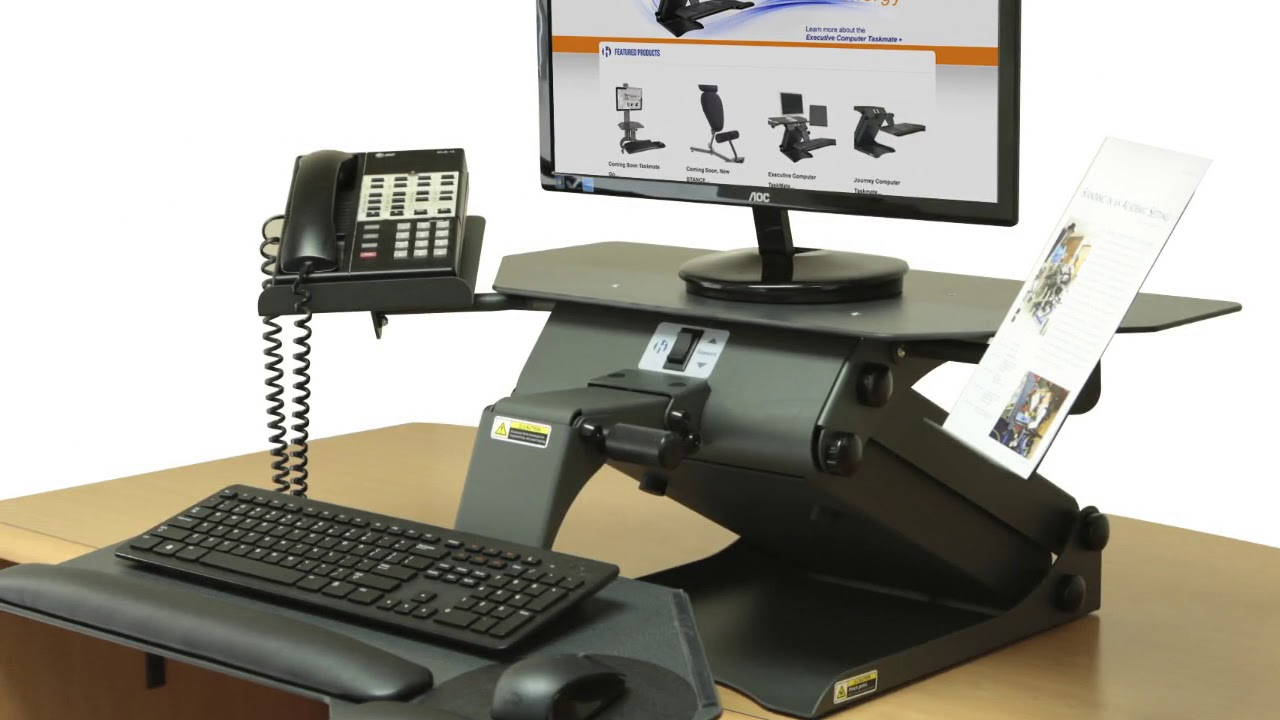 Standing Desk Converter Portable Uk