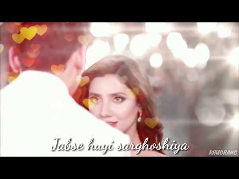 Jab Se Tere Naina Mere Naino Se / Sawariya Movie song / By Shaan / Whatsapp Status 30 second