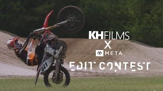 Vurb Moto x Meta Edit Contest- How To Make a Motocross Edit
