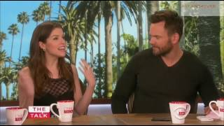 "Anna Kendrick on The Talk (November 21st,2016)-""Scrappy Little Nobody"" Interview"