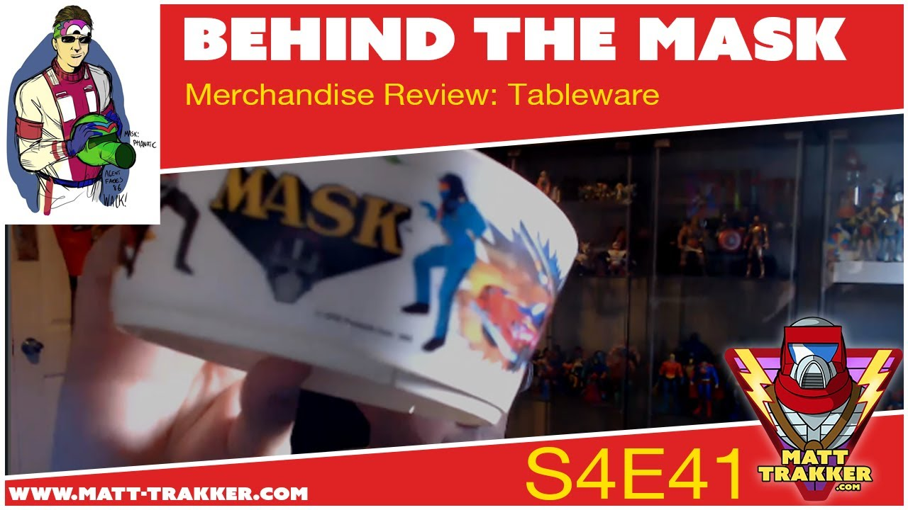 Merchandise Review: Tableware - S4E41