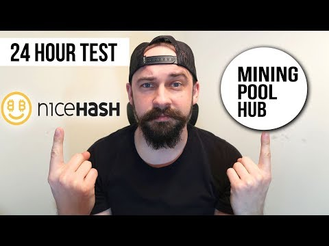 NiceHash Vs Mining Pool Hub