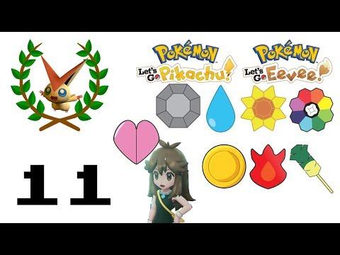 Let's Go, Pikachu! και Let's Go, Eevee! Οδηγός - Εκπομπή 11 - Greek Walkthrough part 11