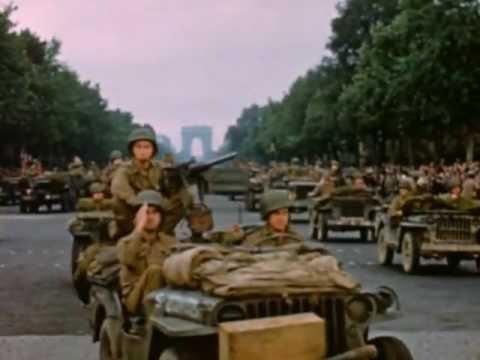 parade 28th inf.div. Paris.mpg