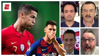 Cristiano Ronaldo POSITIVO por coronavirus. ¿Se pierde CR7 duelo de Champions vs Messi?   Exclusivos