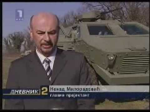 Serbian TV about Lazar the defender of Kosovo
