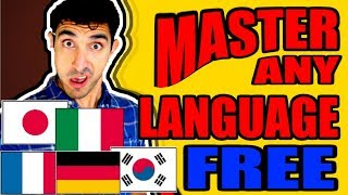 Master ANY Language FREE! - Learn Languages EASILY With These Apps!