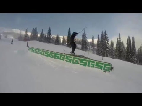 Jordan Williams Pro Skier