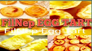 How To Make FiĮNep EGG TART?Here is the complete recipe for you