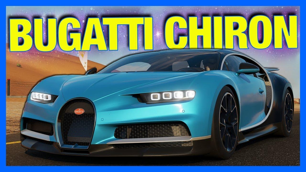 forza 7 online : bugatti chiron test drive!! (top speed, drag