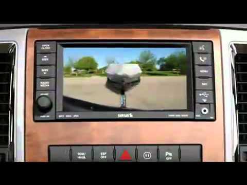 2011 Ram 1500/2500/3500 | ParkView® Rear Backup Camera - YouTube