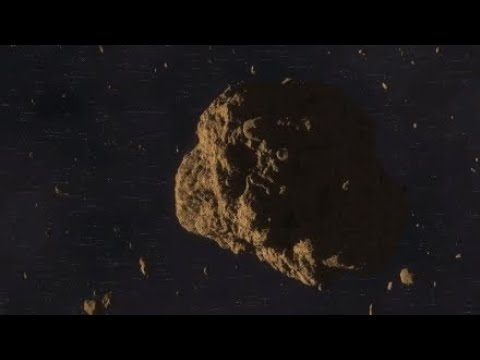I know where the asteroid is really heading in Fortnite