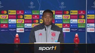 Jetzt spricht Alaba: So erfuhr der Bayern-Star von den Plänen | SPORT1