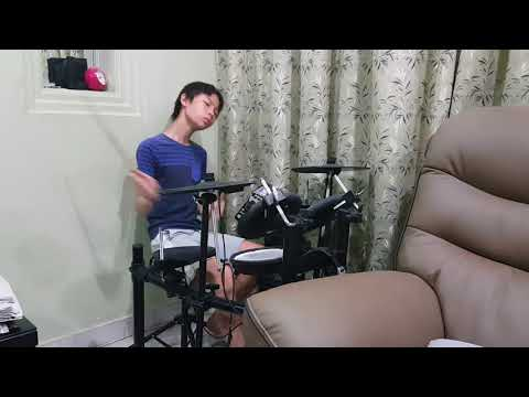 """Drum cover """"Come Together"""""""