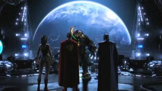 DC Universe Online Title Screen Music (Extended Loop)