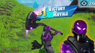 NEW Fortnite Skin 'TEMPEST' (26 ELIMINATION) Game Play Showcase - VICTOIRE ROYALE WIN