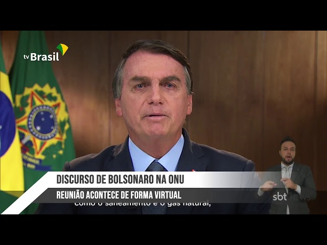 """sddefault O grande momento do discurso: """"O Brasil é um país Cristão e Conservador e tem na família sua base"""""""